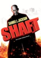 Cover image for Shaft [DVD]