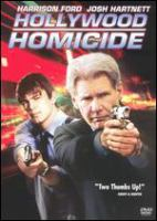 Cover image for Hollywood homicide [DVD] / Revolution Studios presents a Pitt/Shelton production, a film by Ron Shelton ; producers, Lou Pitt, Ron Shelton ; writers, Robert Souza, Ron Shelton ; director, Ron Shelton.