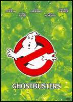 Cover image for Ghostbusters [DVD] / Columbia Pictures presents an Ivan Reitman film ; a Black Rhino/Brillstein production ; produced by Ivan Reitman ; written by Dan Aykroyd and Harold Ramis ; directed by Ivan Reitman.