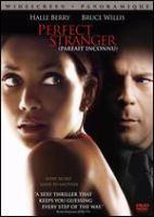 Cover image for Perfect stranger [DVD] / Revolution Studios.