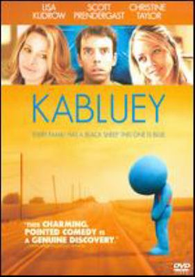 Cover image for Kabluey [DVD] / West of Midnight presents a Whitewater Films production, a film by Scott Prendergast ; producer, Doug Sutherland ; produced by Rick Rosenthal, Gary Dean Simpson, Rhoades Rader, Jeff Balis ; written and directed by Scott Prendergast.