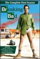 Cover image for Breaking bad. The complete first season [DVD] / created by Vince Gilligan ; produced by Karen Moore ... [et al.] ; Sony Pictures Television ; High Bridge ; Grand Via.