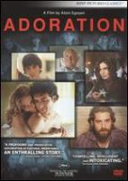 Cover image for Adoration [DVD] / a Sony Pictures Classics release, Serendipity Point Films and ARP Selection present an Ego Film Arts Production in association with the Film Farm, a film by Atom Egoyan ; produced by Simone Urdl, Jennifer Weiss ; written, produced and directed by Atom Egoyan.