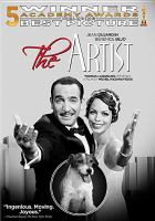 Cover image for The artist [DVD] / the Weinstein Company, Thomas Langmann presents ; a coproduction La Petite Reine ... [et al.] ; produced by Thomas Langmann ; written & directed by  Michel Hazanavicius.