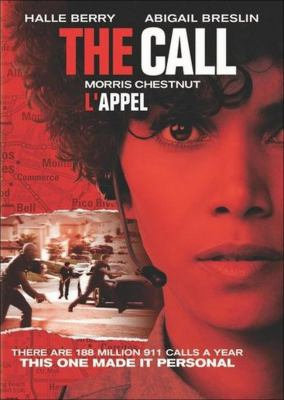 Cover image for The call [DVD] / Tristar Pictures and Stage 6 Films present, in association with Troika Pictures and WWE Studios and Amasia Entertainment ; a Troika Pictures, WWE Studios production, in assocation with Apotheosis Media Group ; a film by Brad Anderson ; story by Richard D'Ovidio & Nicole D'Ovidio & Jon Bokenkamp ; screenplay by Richard D'Ovidio ; produced by Jeff Graup, Michael J. Luisi, Michael A. Helfant, Robert L. Stein, Bradley Gallo ; directed by Brad Anderson.