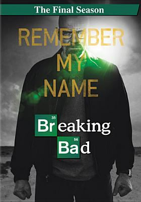 Cover image for Breaking bad. The final season [DVD] / Sony Pictures Telelvision ; High Bridge ; Gran Via Productions ; created by Vince Gilligan ; produced by Stewart A. Lyons ; producers, Diane Mercer, Bryan Cranston ; written by Peter Gould [and six others] ; directed by Bryan Cranston [and six others].