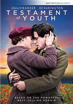 Cover image for Testament of youth [DVD] / a Sony Pictures Classics ; BBC Films and Heyday Films ; Screen Yorkshire and BFI present ; in association with Hotwells Productions, Nordisk Film Production and LipSync ; screenplay by Juliette Towhidi ; produced by David Heyman & Rosie Alison ; directed by James Kent.
