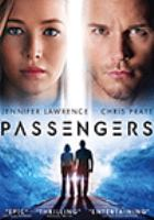 Cover image for Passengers [DVD] / Columbia Pictures ; director, Morten Tyldum.