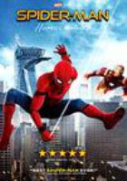 Cover image for Spider-man. Homecoming [DVD] / Columbia Pictures presents a Marvel Studios/Pascal Pictures production ; produced by Kevin Feige, Amy Pascal ; screenplay by Jonathan Goldstein & John Francis Daley and Jon Watts & Christopher Ford and Chris McKenna & Erik Sommers ; screen story by Jonathan Goldstein & John Francis Daley ; directed by Jon Watts.