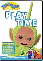 Cover image for Teletubbies. Play time [DVD]