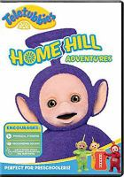 Cover image for Teletubbies. Home hill adventures [DVD]