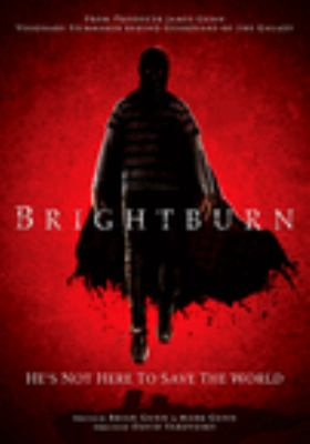 Cover image for Brightburn / directed by David Yarovesky.