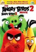Cover image for The Angry Birds Movie 2 (DVD) [videorecording].