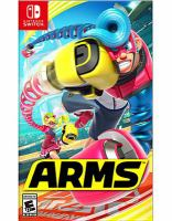 Cover image for Arms [video game]