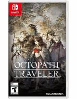Cover image for Octopath traveler [video game]