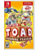 Cover image for Captain Toad [video game] : treasure tracker.
