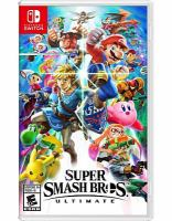 Cover image for Super Smash Bros. Ultimate [video game]