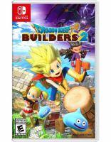 Cover image for Dragon quest builders 2 [video game]  / Square Enix ; general director, Yuji Horii ; character design, Akira Toriyama ; music composer, Koichi Sugiyama.