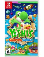 Cover image for Yoshi's crafted world [video game]