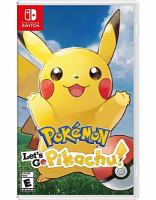 Cover image for Pok©♭mon: Let's go Pikachu!