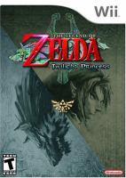 Cover image for The legend of Zelda: twilight princess [video game].