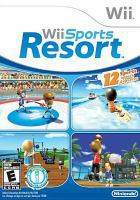 Cover image for Wii sports resort [video game]