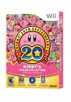 Cover image for Kirby's dream collection [video game] : Kirby 20th anniversary.