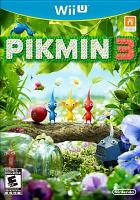 Cover image for Pikmin 3 [video game] / Nintendo.