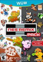 Cover image for NES remix pack [video game].