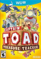 Cover image for Captain Toad: treasure tracker [video game].