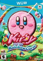 Cover image for Kirby and the rainbow curse [video game] / Nintendo.