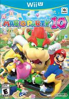 Cover image for Mario party 10 [video game] / Nintendo.