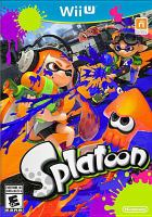 Cover image for Splatoon [video game]