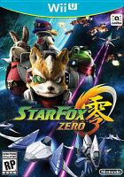 Cover image for StarFox zero [video game]