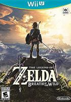 Cover image for The legend of Zelda. Breath of the wilda [video game] / Nintendo.