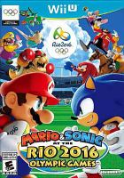 Cover image for Mario & Sonic at the Rio 2016 Olympic Games [video game]