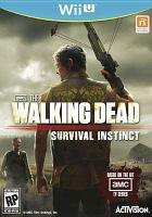 Cover image for The walking dead [video game] : survival instinct.