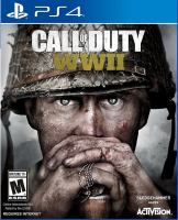 Cover image for Call of duty. WWII [video game] / Sledgehammer Games.