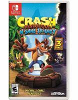 Cover image for Crash Bandicoot. N. sane trilogy [video game]