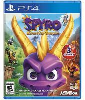 Cover image for Spyro. Reignited trilogy [video game]