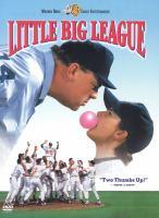 Cover image for Little big league [DVD] / Castle Rock Entertainment.