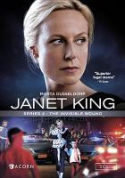 Cover image for Janet King. Series 2, The invisible wound [DVD] / Australian Broadcasting Corporation presents in association with Screen NSW a Screenline production ; producer, Greg Haddrick ; producer, Lisa Scott ; series producer, Karl Zwicky.