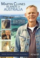 Cover image for Martin Clunes. Islands of Australia [DVD] / director, Ian Leese.