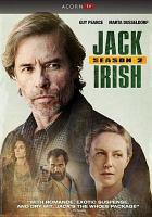 Cover image for Jack Irish. Season 2 [DVD] / directed by Kieran Darcy-Smith, Daniel Nettheim, Mark Joffe.