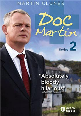 Cover image for Doc Martin. Series 2 [DVD] / Buffalo Pictures in association with Homerun Film Productions ; created by Dominic Minghella ; written by Dominic Minghella [and others] ; directed by Ben Bolt ; produced by Philippa Braithwaite.