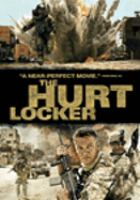 Cover image for The hurt locker [DVD] / Maple Pictures presents in association Grosvenor Park Media, LP and F.C.E.F.S ; a Voltage Pictures/First Light/Kingsgate Films  production of a  ; a Kathryn Bigelow film ; produced by Kathryn Bigelow, Mark Boal, Nicolas Chartier, Greg Shapiro ; written by Mark Boal ; directed by Kathryn Bigelow.