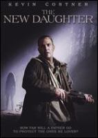 Cover image for The new daughter [DVD] / Gold Circle Films present ; produced by Paul Brooks ; screenplay by John Travis ; directed by Luis Berdejo.