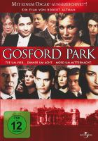Cover image for Gosford Park [DVD] / an Alliance Atlantis release ; USA Films presents in association with Capitol Films and the Film Council a Sandcastle 5 Production in association with Chicagofilms ; a Robert Altman Film.