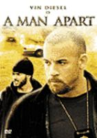 Cover image for A man apart [DVD] / New Line Cinema presents a Vincent Newman & Tucker Tooley production, and Joseph Nittolo Entertainment production, an F. Gary Gray film ; produced by Tucker Tooley, Vincent Newman, Joseph Nittolo and Vin Diesel ; written by Christian Gudegast & Paul Scheuring ; directed by F. Gary Gray.