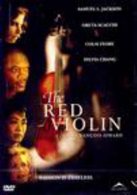 Cover image for The red violin [DVD] / New Line International Releasing, Channel Four Films, Telefilm Canada present a Rhombus Media, Mikado production ; a film by François Girard ; producer, Niv Fichman ; written by Don McKellar with François Girard ; directed by François Girard ; Sidecar Films and TV Srl ; [an Alliance Films release of a Odeon Films Inc.].